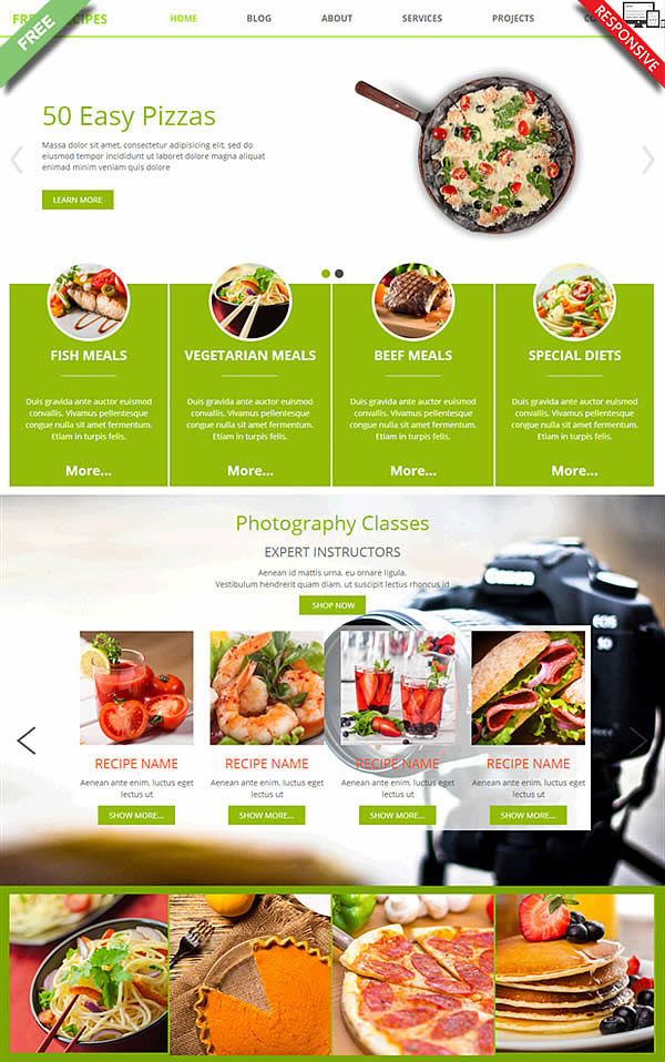 Joomla3 template recipes template store unique joomla joomla3 template recipes template store unique joomla templates unique wordpress themes forumfinder Images